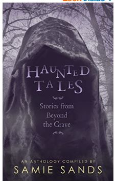 Haunted Tales cover